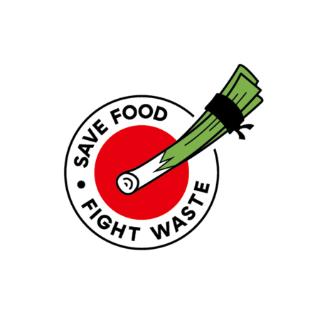 Logo SAVE FOOD, FIGHT WASTE.